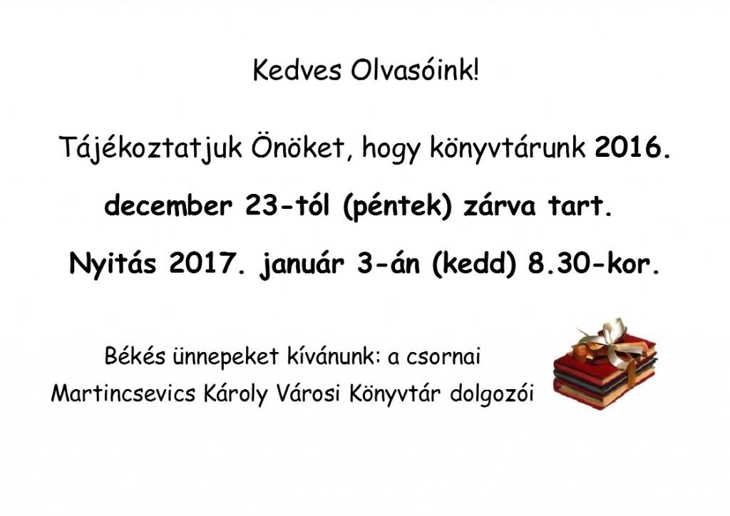 decemberi-zarvatartas